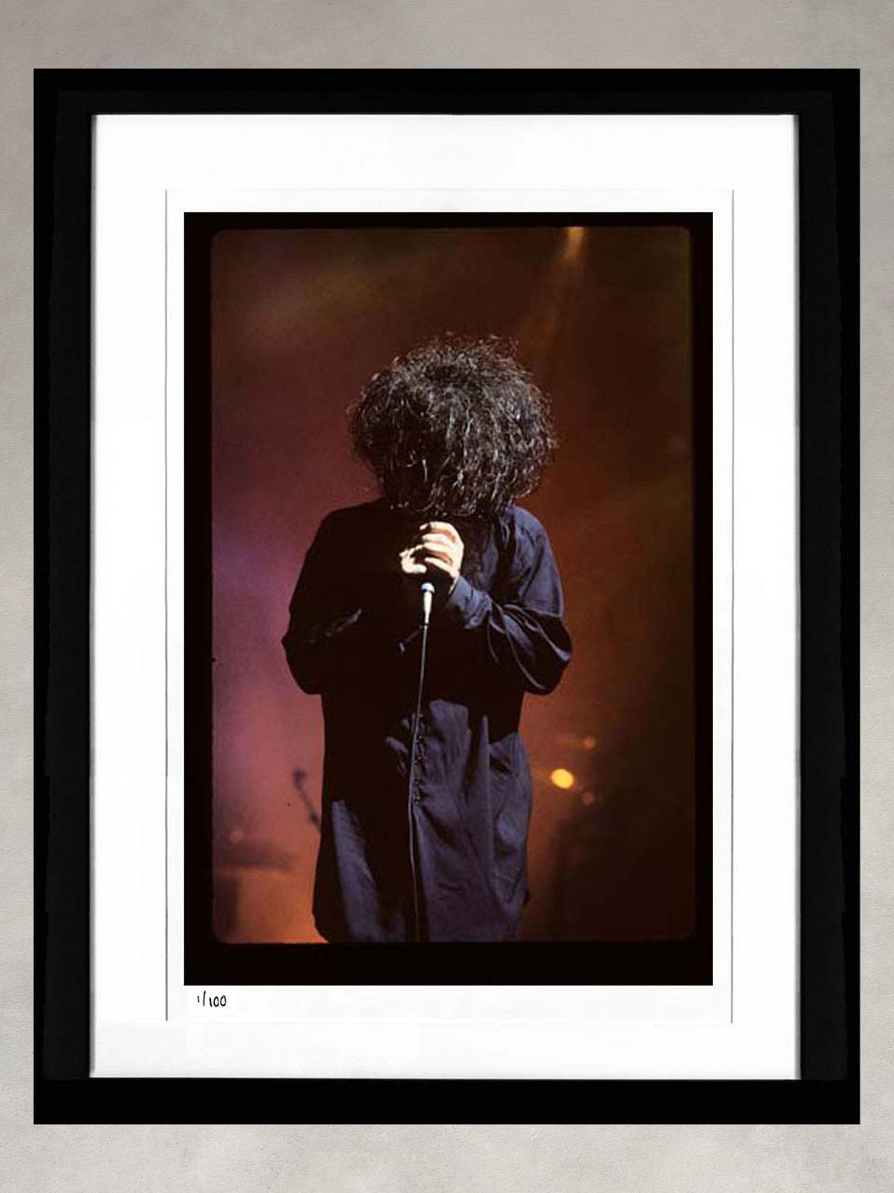 Robert Smith by David N. Seelig