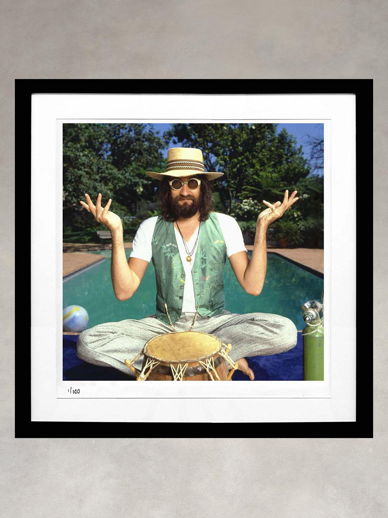 Mick Fleetwood by Aaron Rapoport