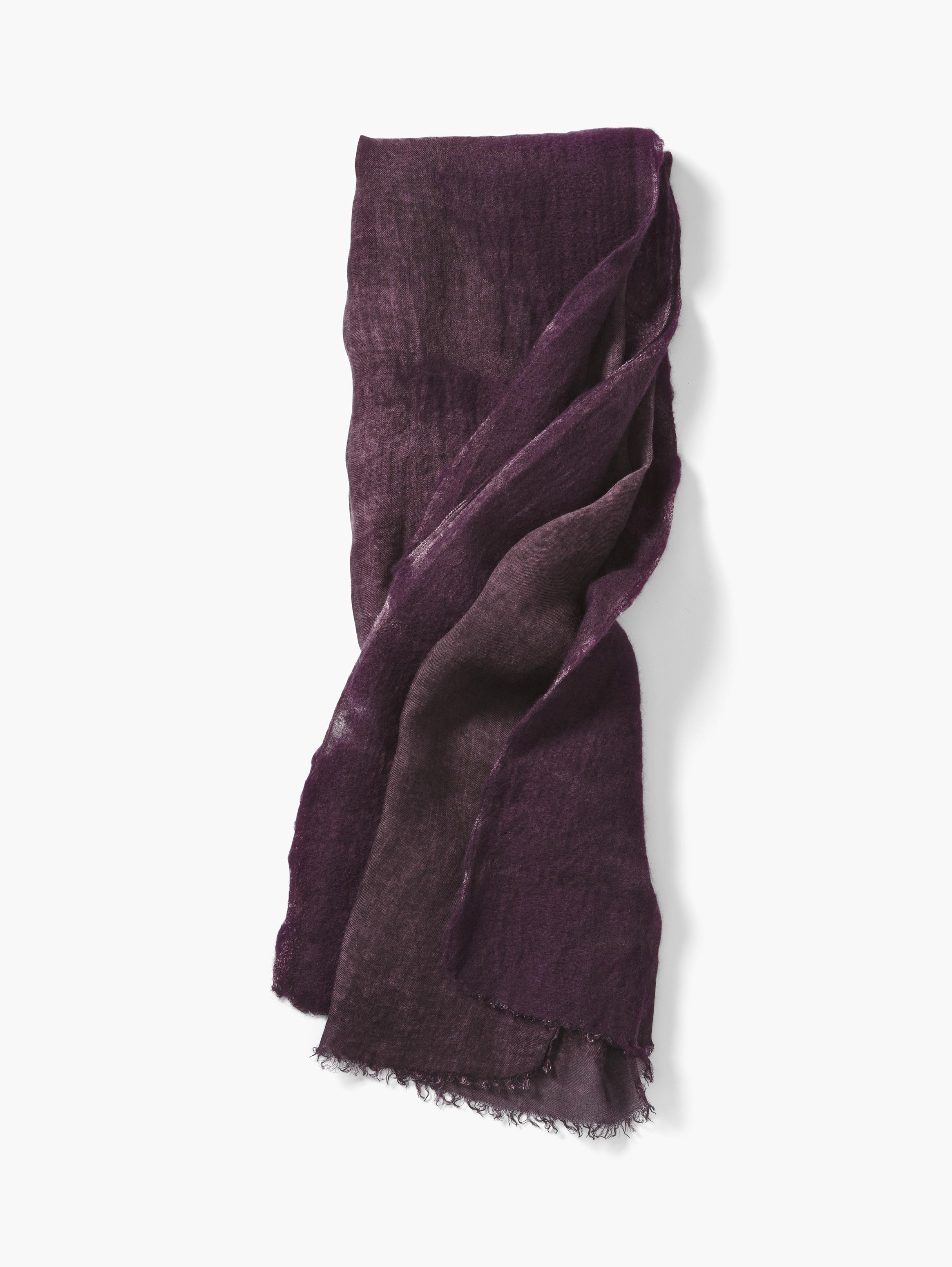 Wool and Modal Scarf