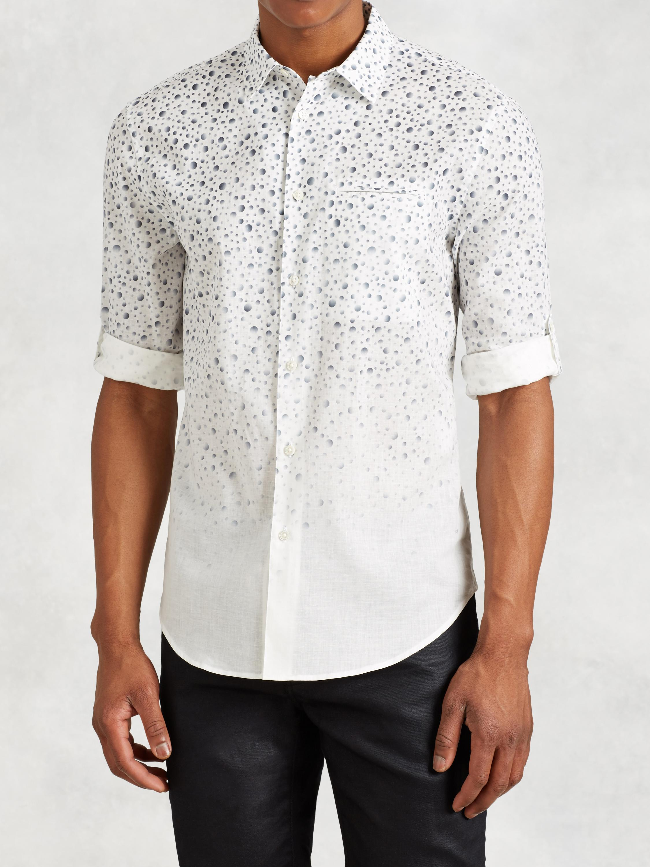 Gradient Dot Shirt