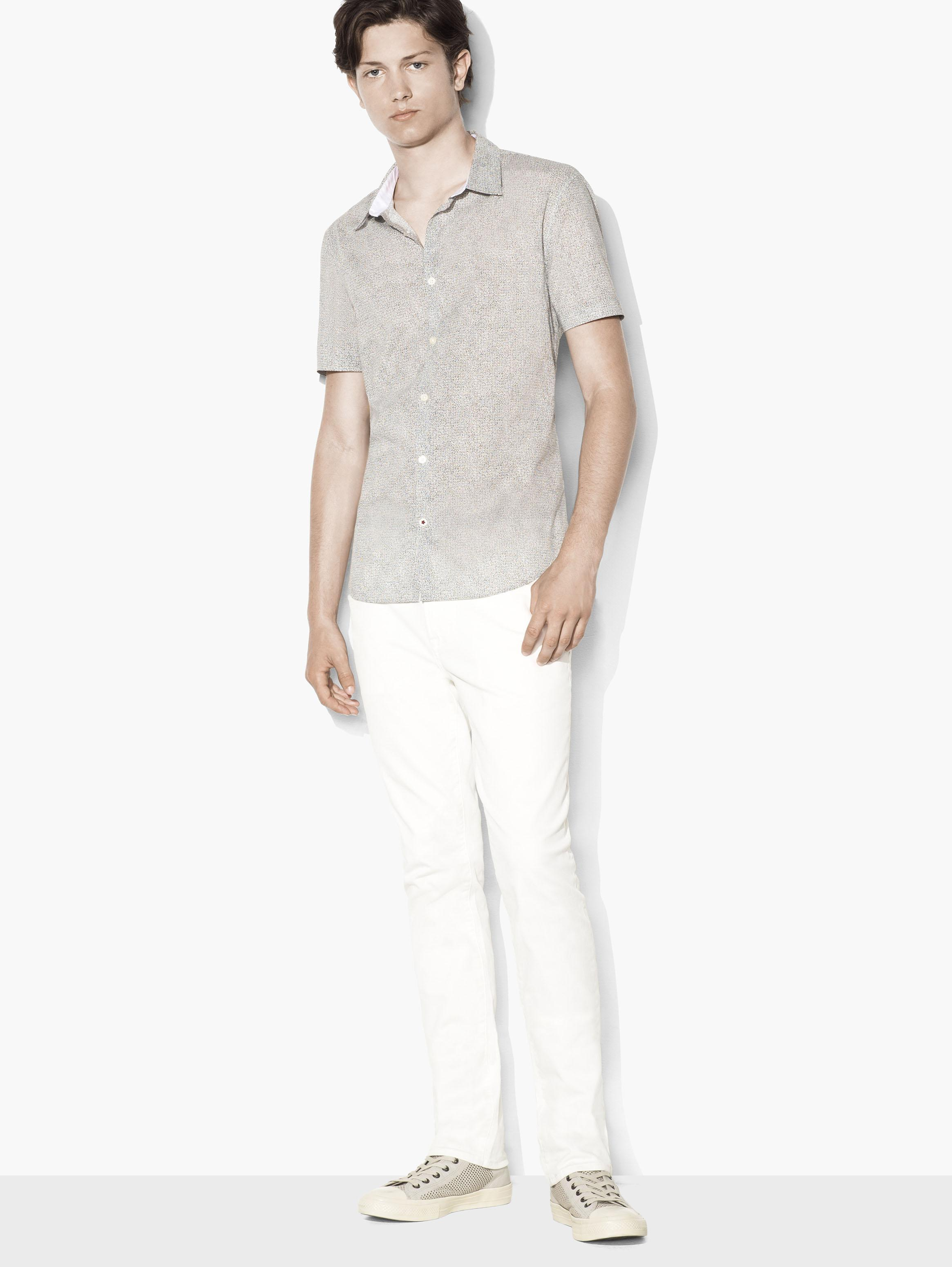 Textured Mayfield Shirt
