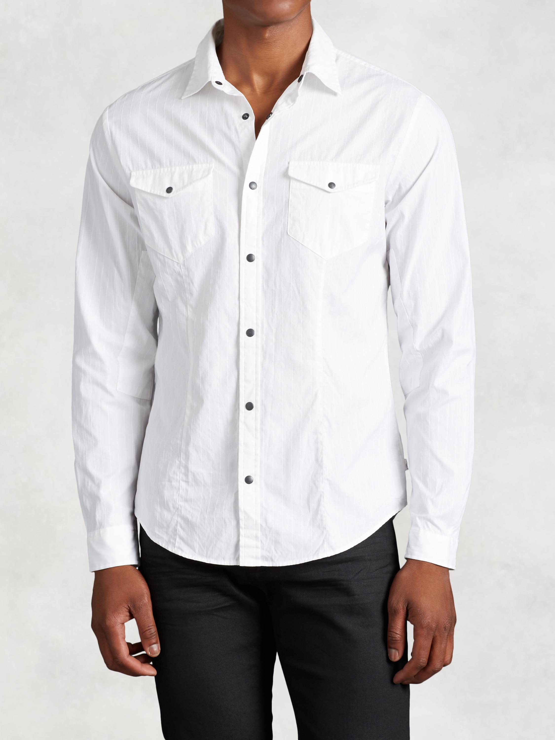 Cotton Utility Shirt