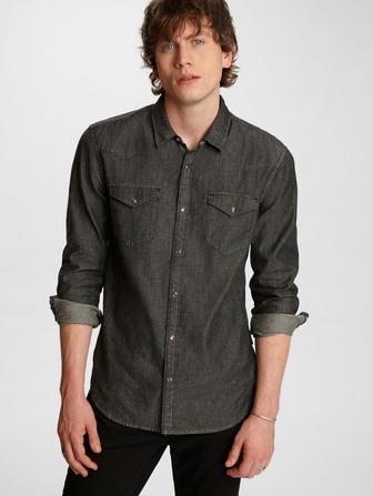 Clint Western Shirt