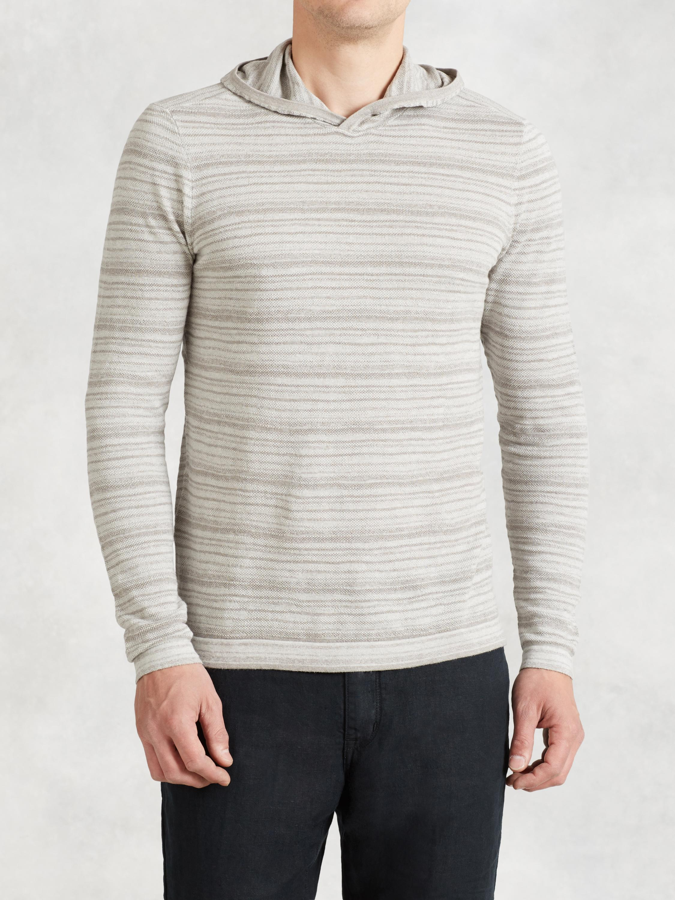 Cotton Pullover Hooder