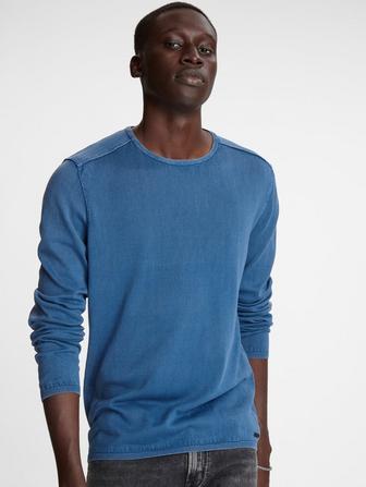 Walter Acid Wash Sweater