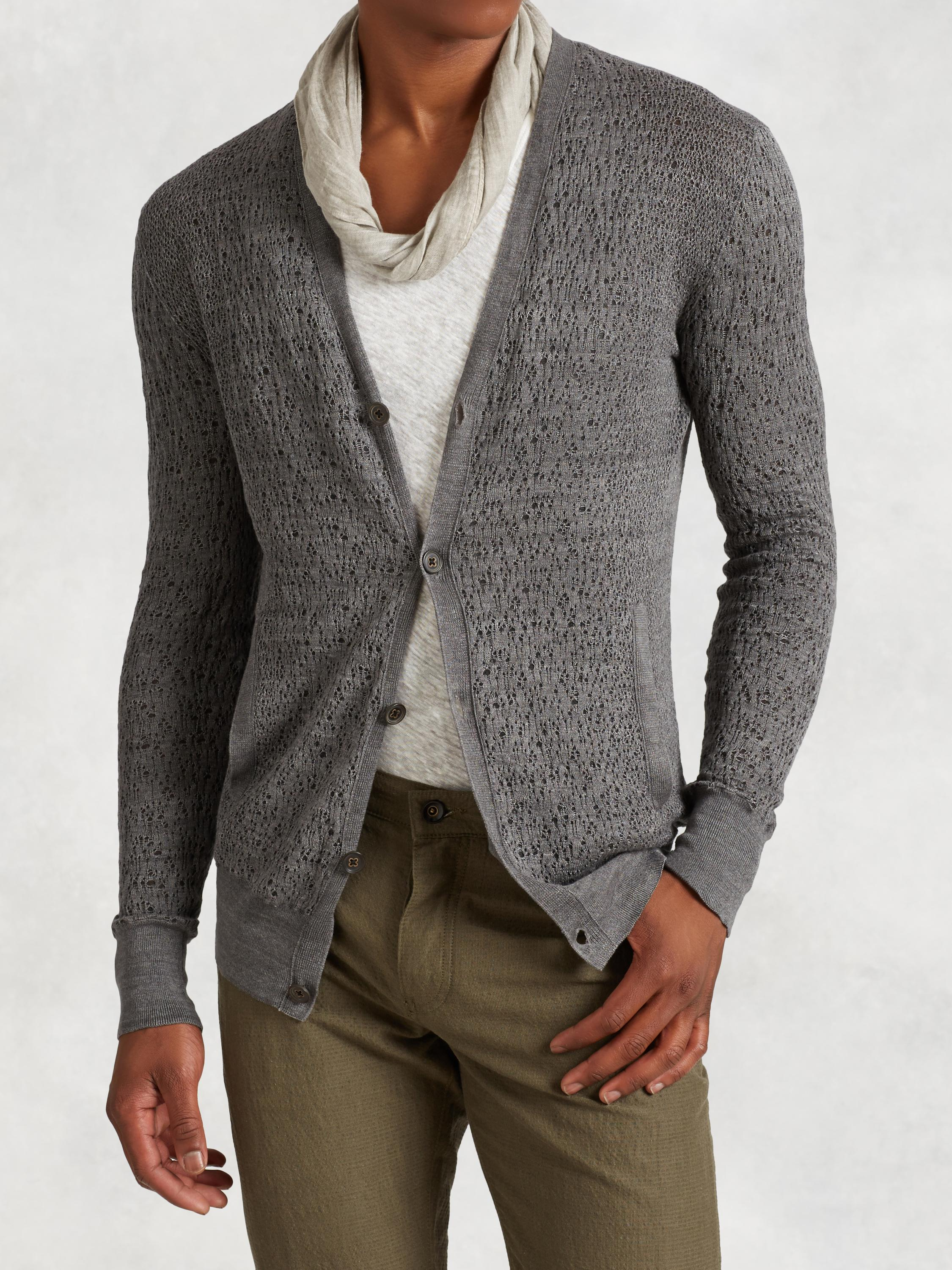 Linen Cotton Cardigan