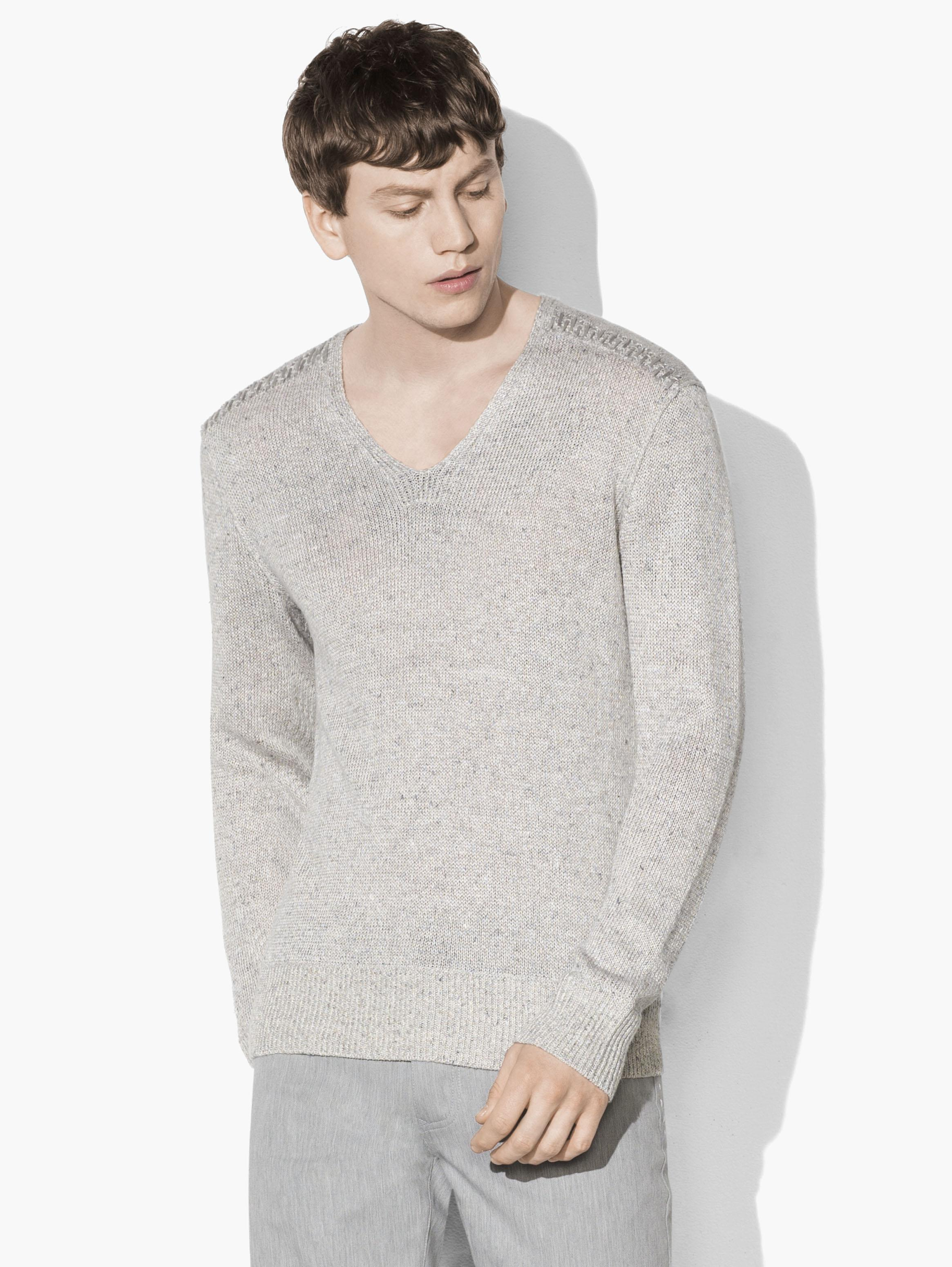 Artisan V-Neck Sweater