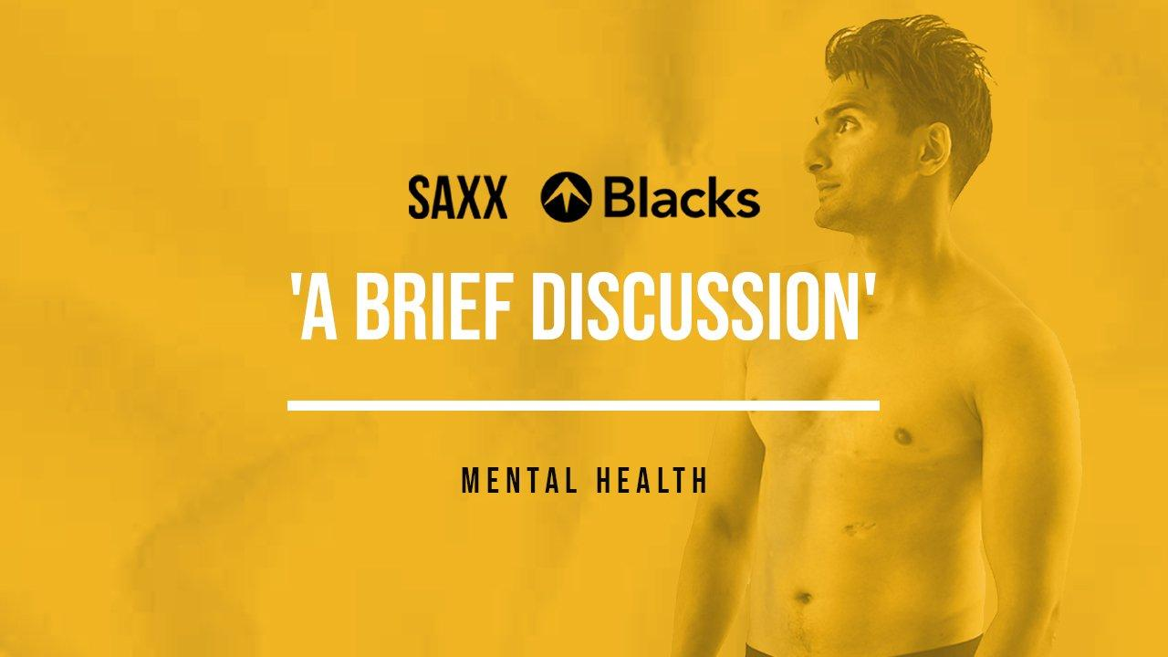 A Brief Discussion | Men Talk Mental Health