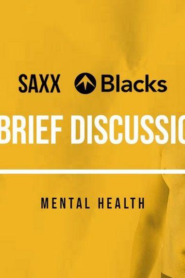 A Brief Discussion | Men Talk Mental Health