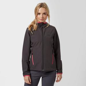 JACK WOLFSKIN Women's Turbulence Softshell Jacket