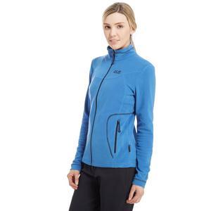 JACK WOLFSKIN Women's Performance Full-Zip Fleece