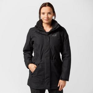 JACK WOLFSKIN Women's 5th Avenue Texapore Coat
