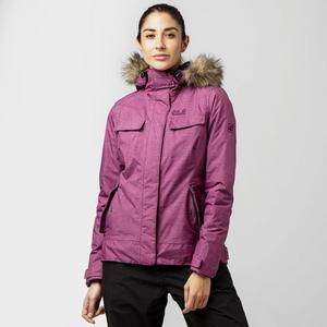 JACK WOLFSKIN Women's Cypress Mountain Texapore Parka
