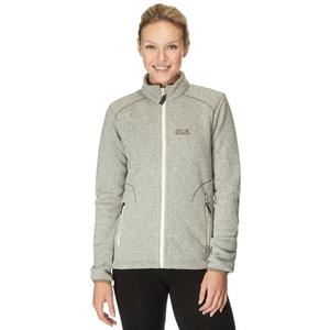 JACK WOLFSKIN Women's Caribou Asylum Fleece Jacket