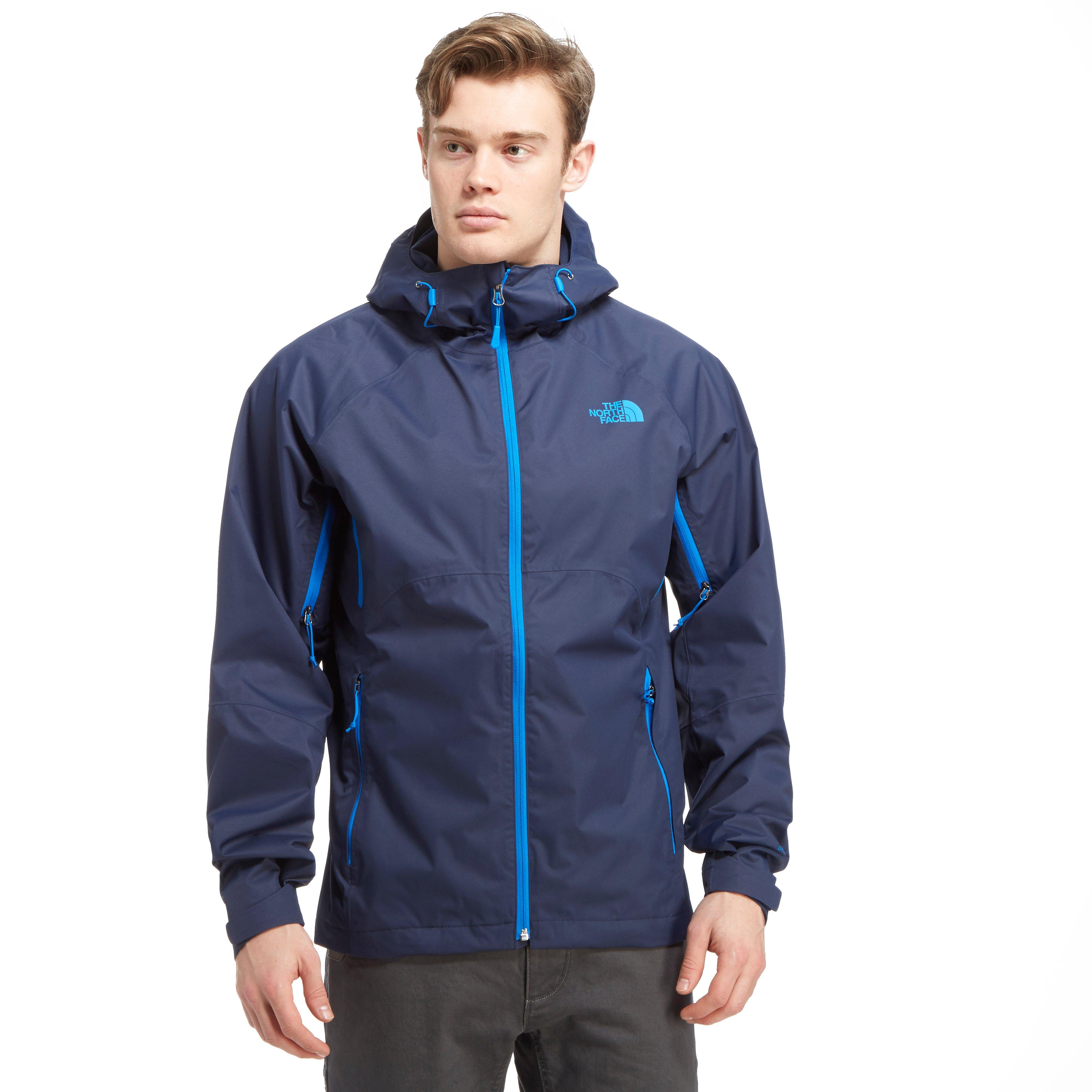 The North Face Mens Sequence HyVent Jacket Blue