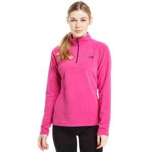 THE NORTH FACE Women's Glacier Quarter-Zip Fleece