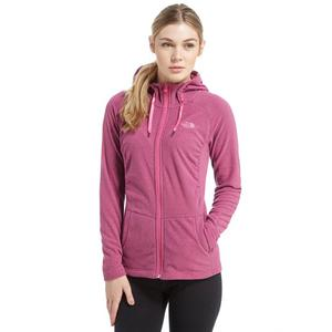 THE NORTH FACE Women's Mezzaluna Full Zip Fleece