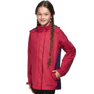 PETER STORM Girls' Hopedale Waterproof Jacket