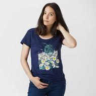 Women's Daisy Bike T-Shirt