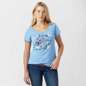 PETER STORM Women's Nautical T-Shirt