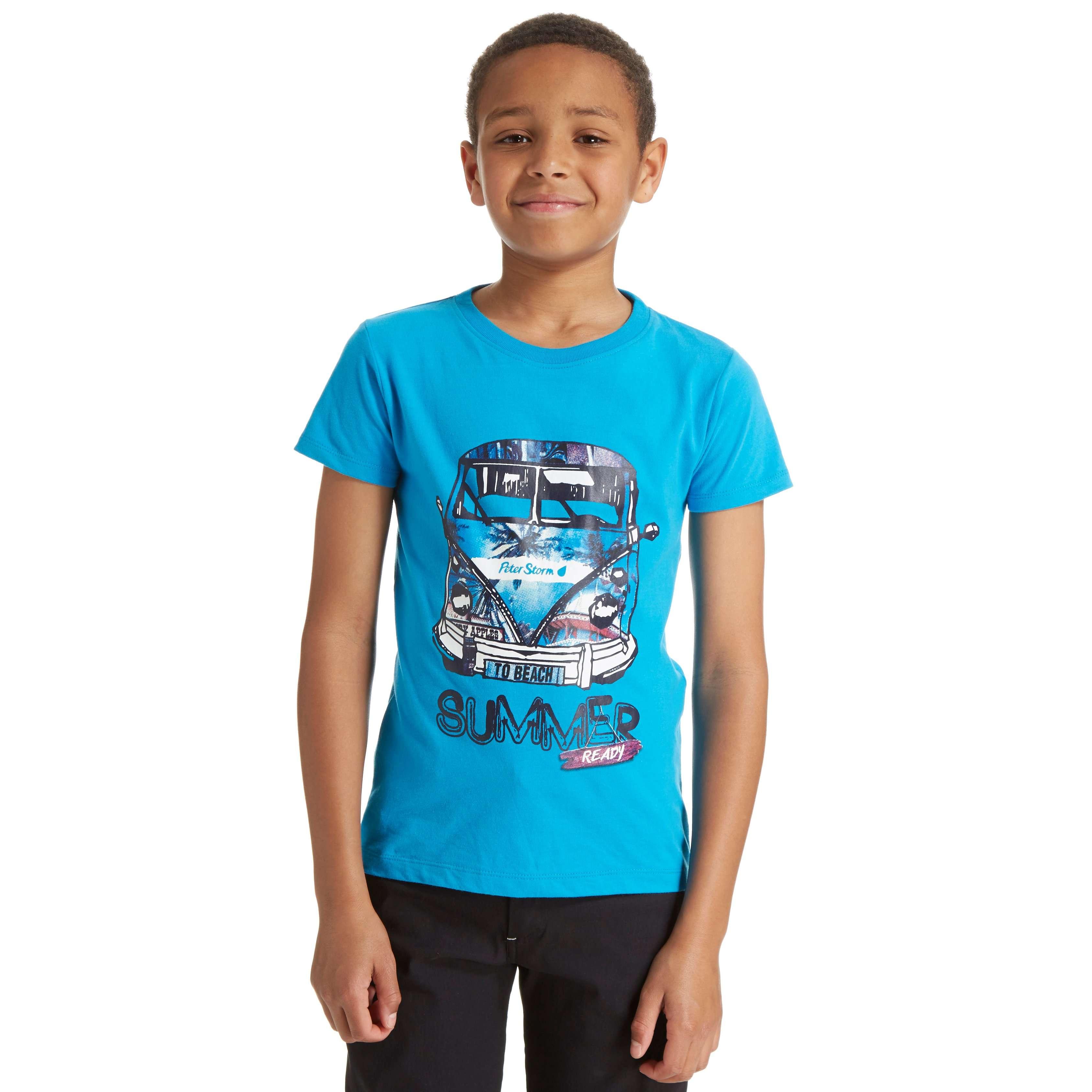 PETER STORM Boys' Summer T-Shirt