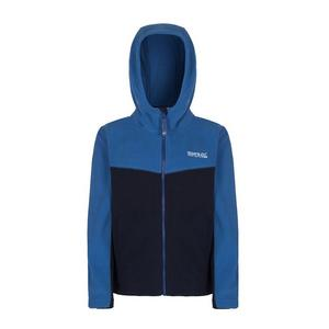 REGATTA Boys Marty Full Zip Fleece