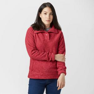 PETER STORM Women's Button Neck Fleece