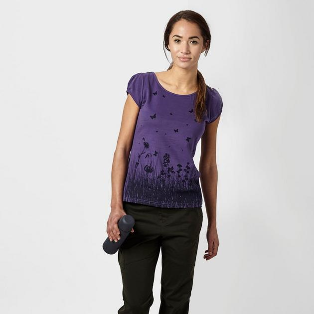 Women's Border T-Shirt