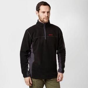 PETER STORM Men's Half Zip Panel Fleece