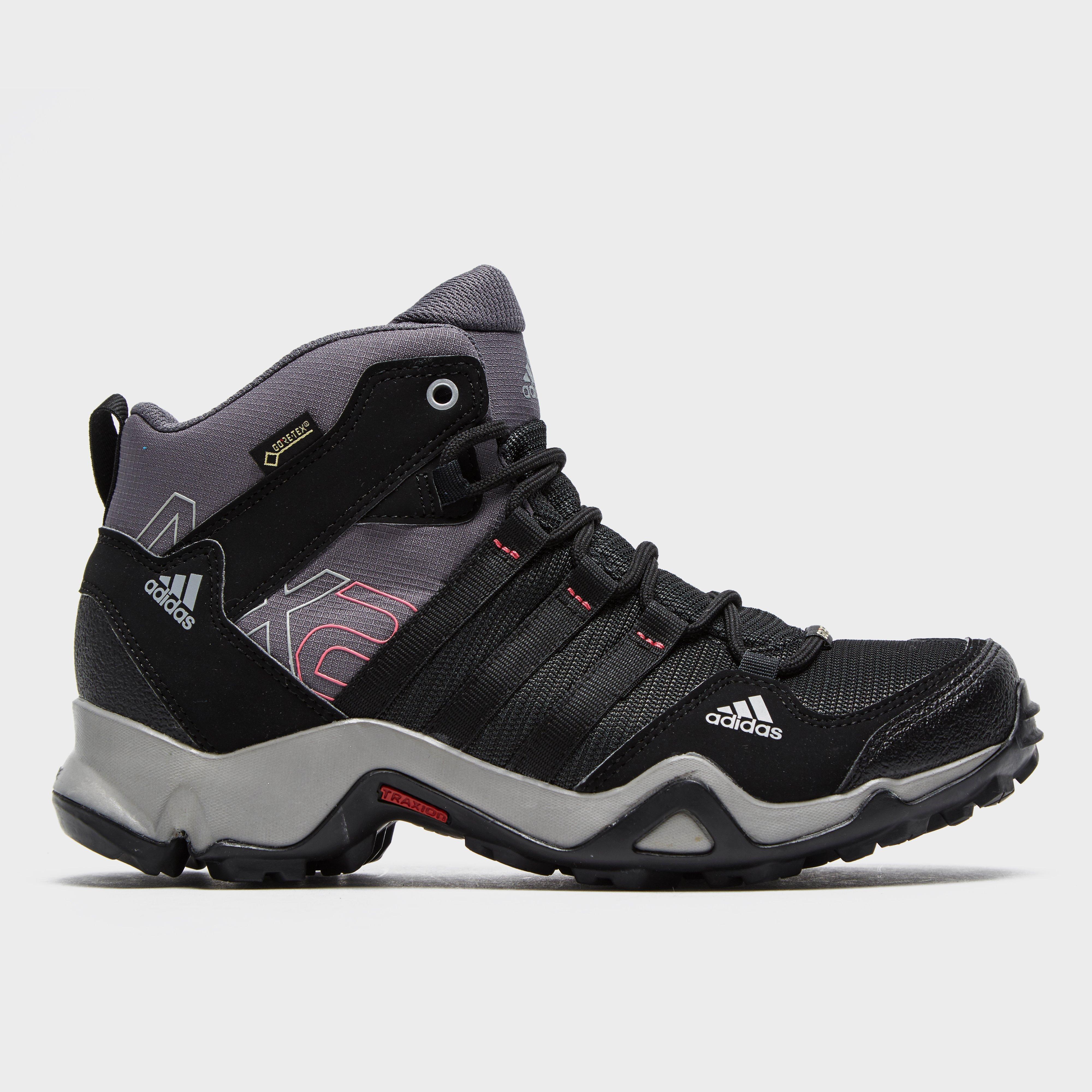 Adidas Womens AX2 GORETEX Mid Boot Black