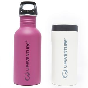 LIFEVENTURE Thermal Mug and Bottle