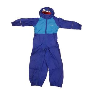 REGATTA Kids Charco Shark All-In-One Suit