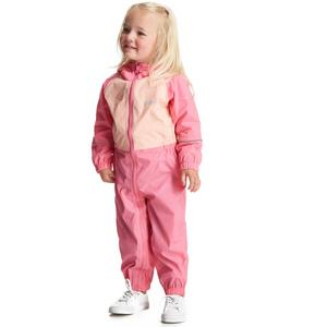 REGATTA Girl's Mudplay Rabbit All-In-One Suit