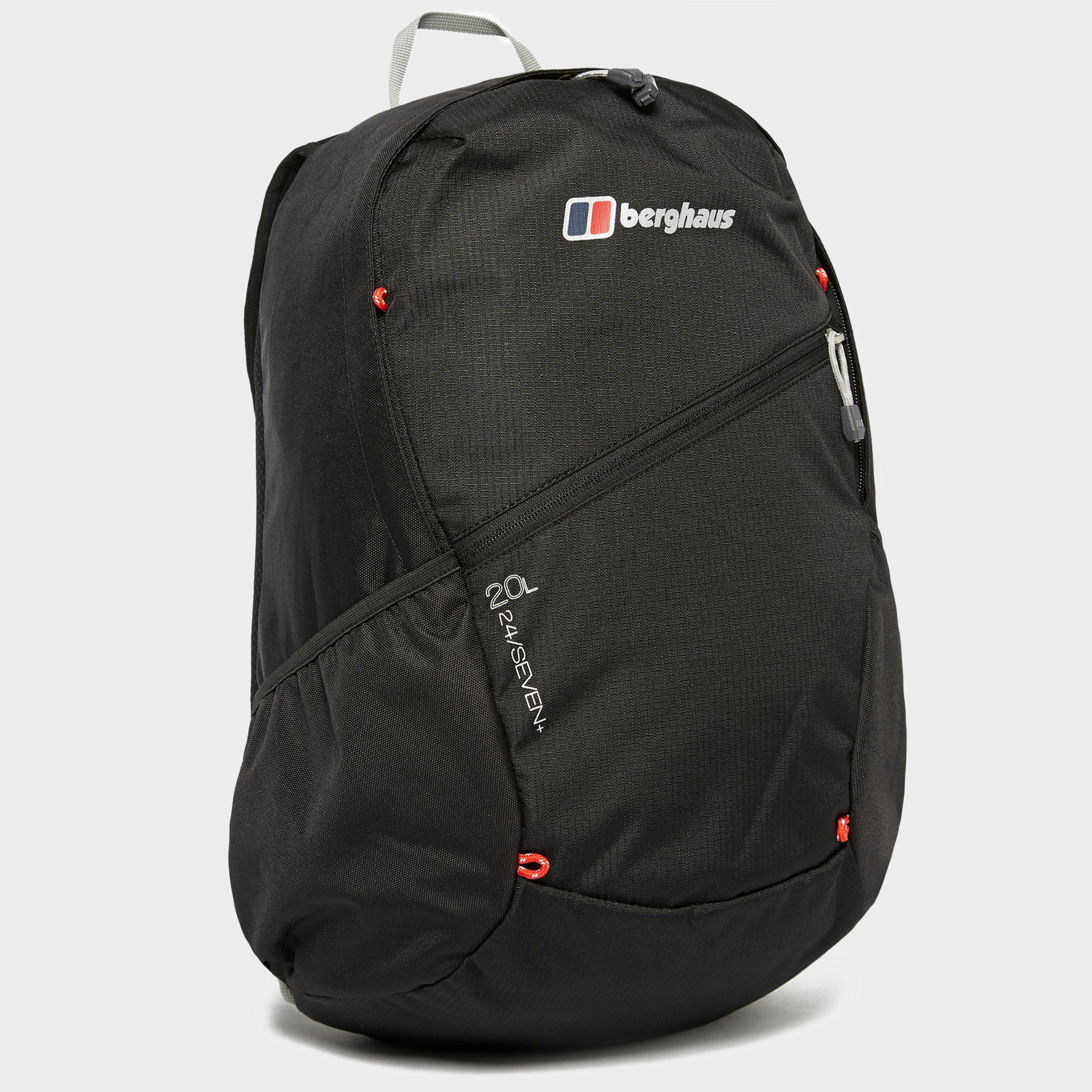 Berghaus Twentyfourseven 20l Daysack - Black/black  Black/black