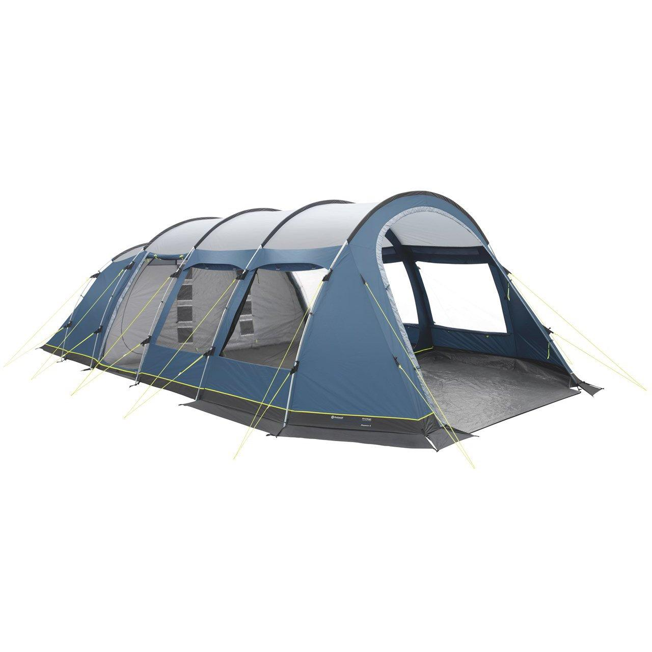 Berghaus Air 4 Man Family Tent Blue Prices And Reviews