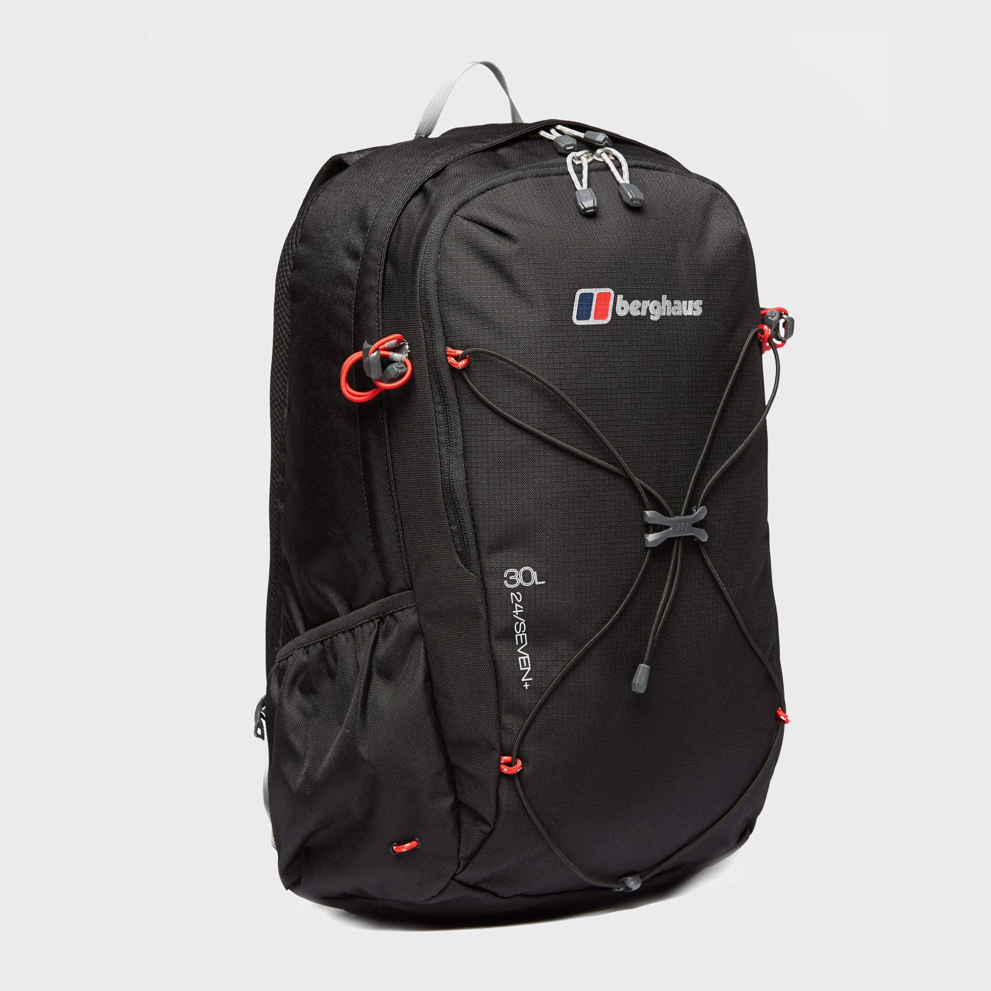 Berghaus Twentyfourseven 30 Backpack - Black/black  Black/black