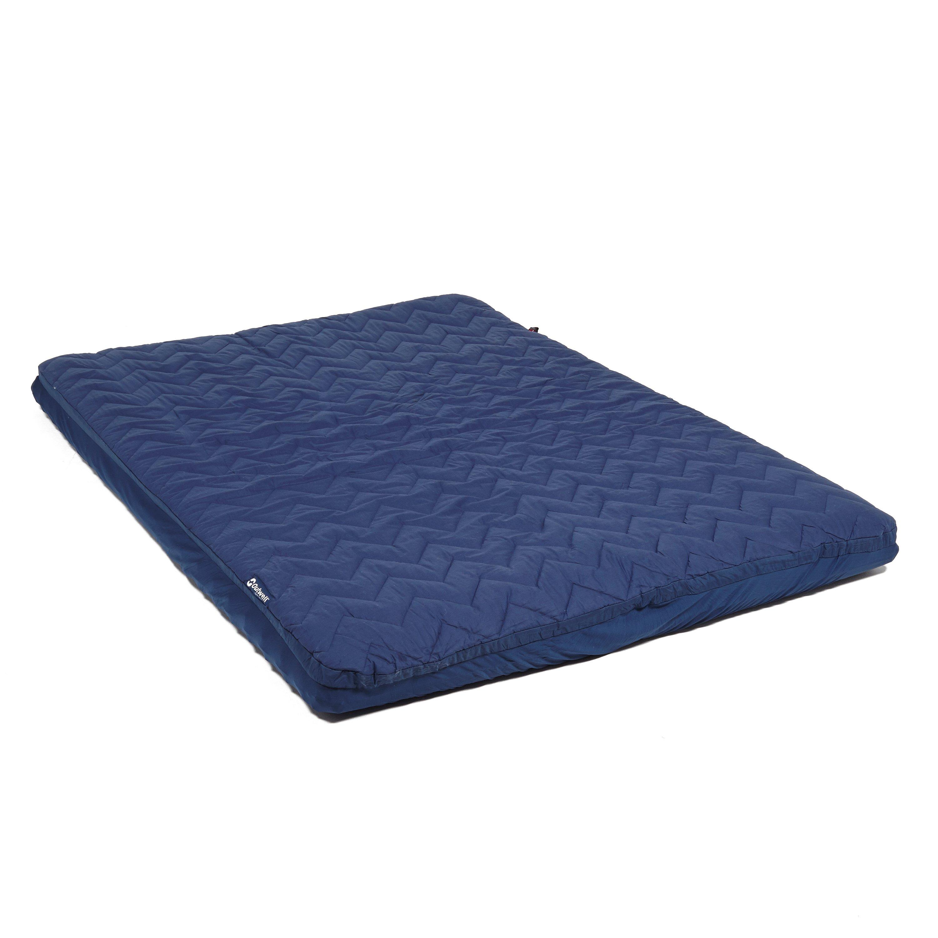 Outwell Cubitura Double Airbed Blue