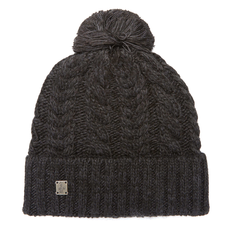 Smartwool Men's Ski Town Hat, Grey