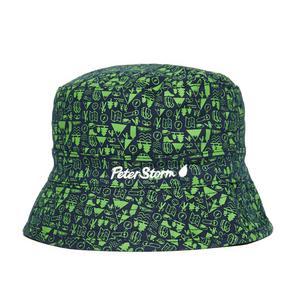 PETER STORM Kids Camp Reversible Bucket Hat