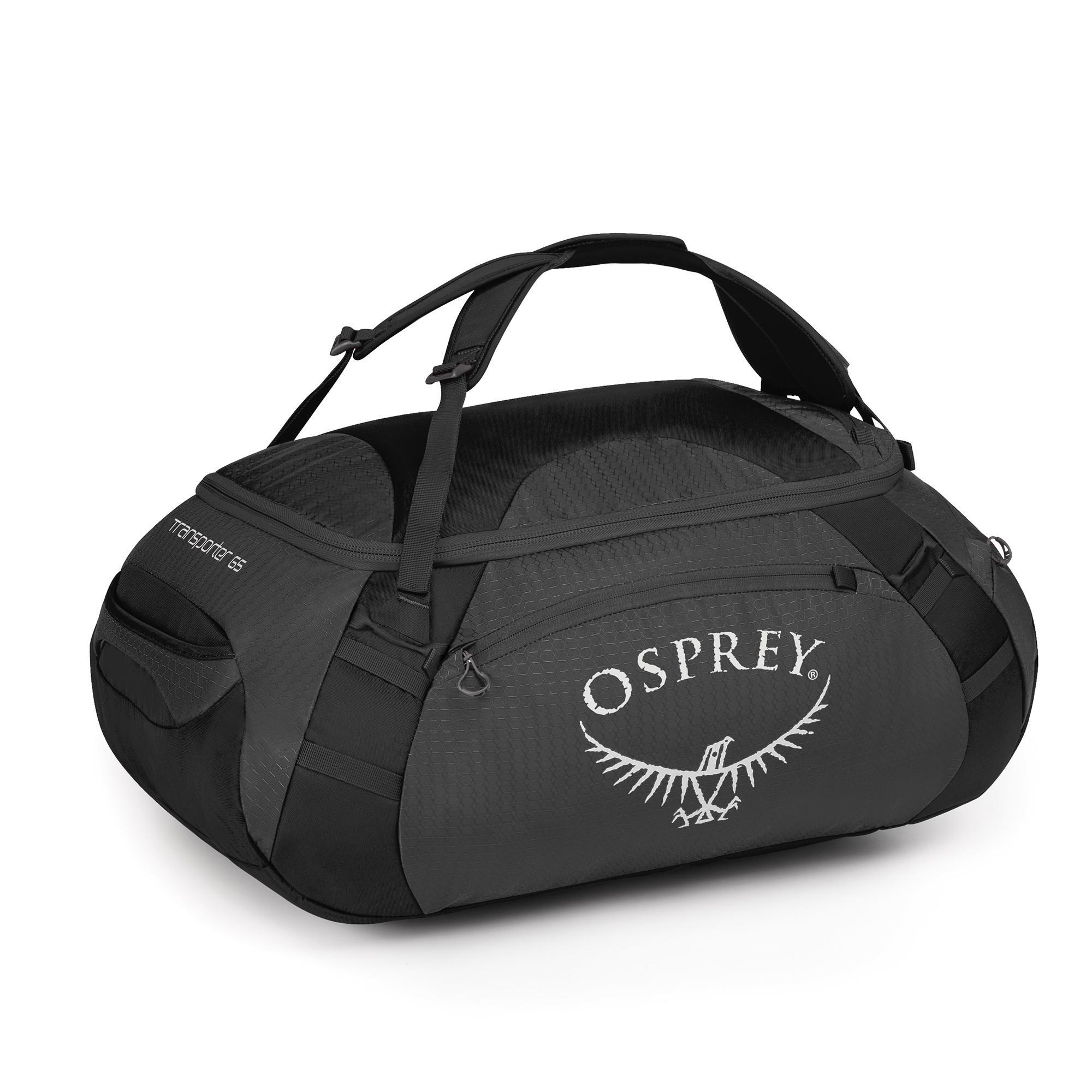Osprey Transporter 65 Holdall Grey