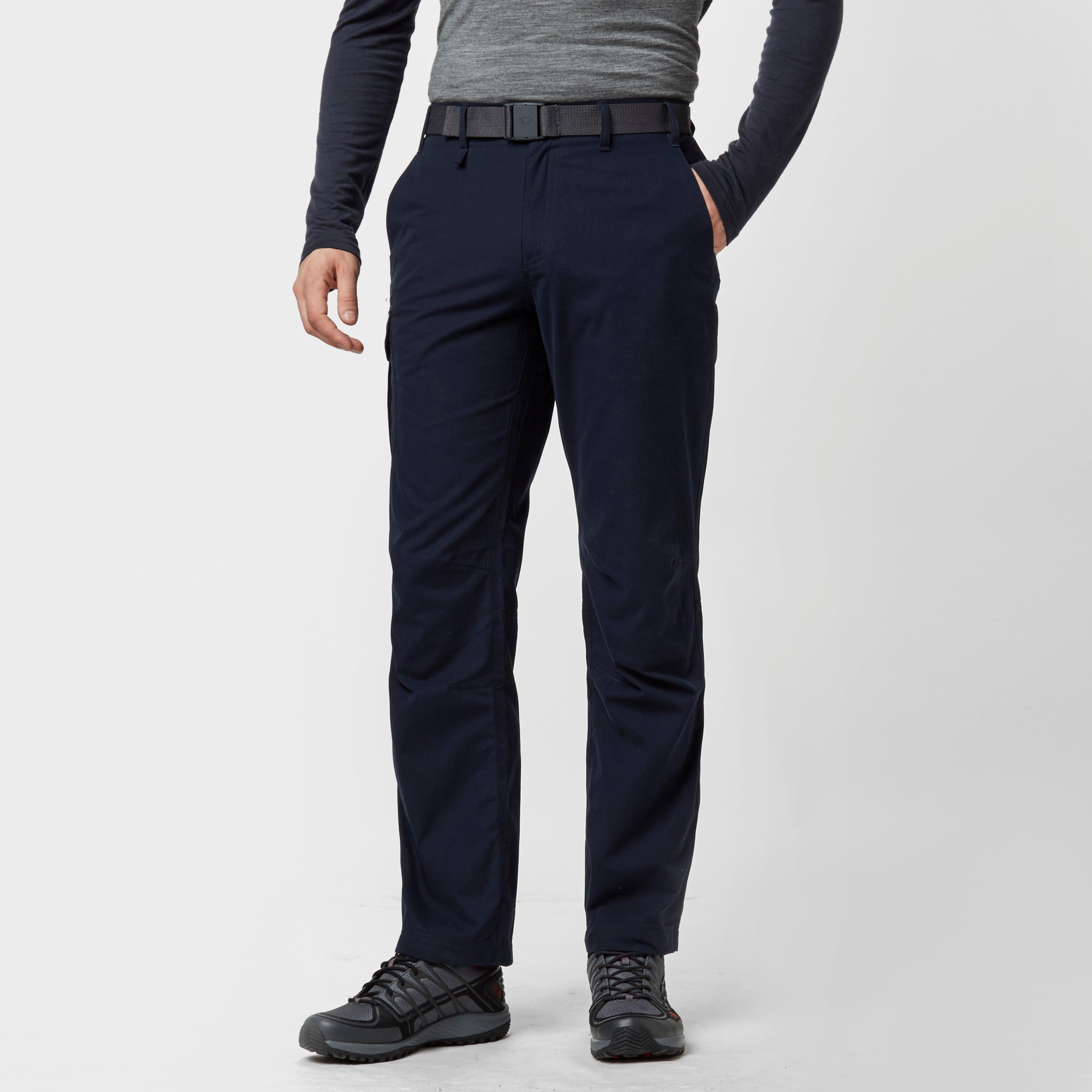 Brasher Mens Walking Trousers - Navy/navy  Navy/navy