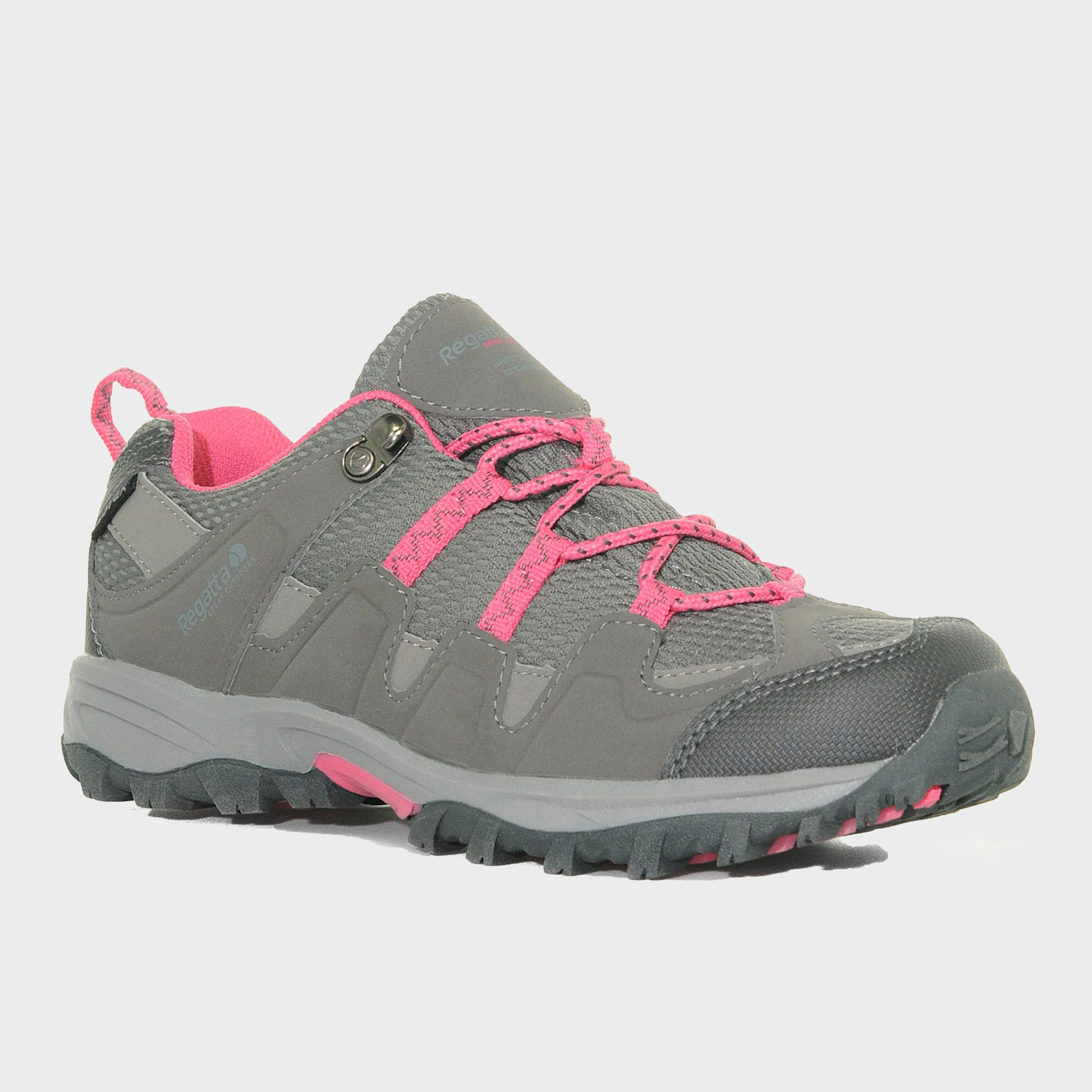 REGATTA Girls' Garsdale Low Walking Shoe