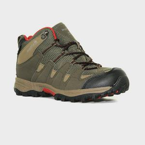REGATTA Boys' Garsdale Walking Boot