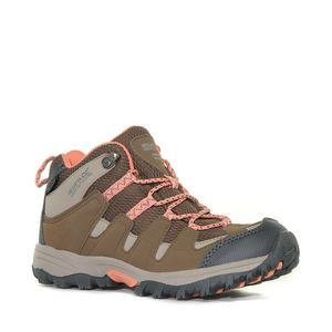 REGATTA Girls' Garsdale Waterproof Walking Boot