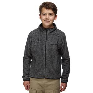 PETER STORM Boys' Walker Full Zip Fleece