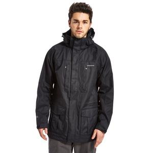 CRAGHOPPERS Men's Kiwi Long Waterproof Jacket
