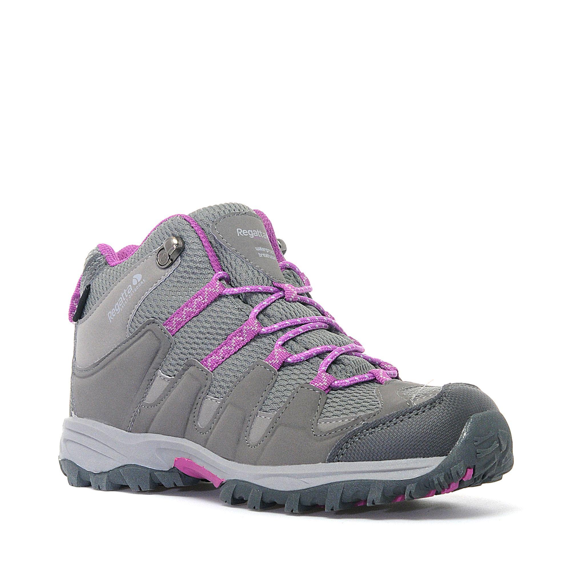 REGATTA Girls' Garsdale Walking Boot