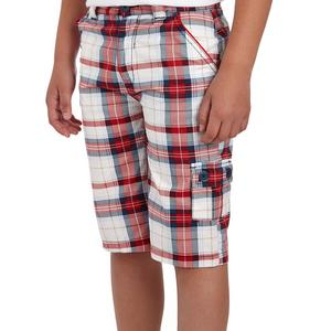 PETER STORM Boys' Check Shorts