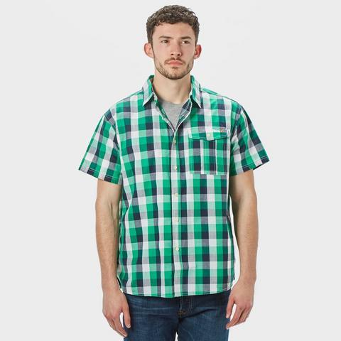 Men's Short Sleeve Travel Shirt