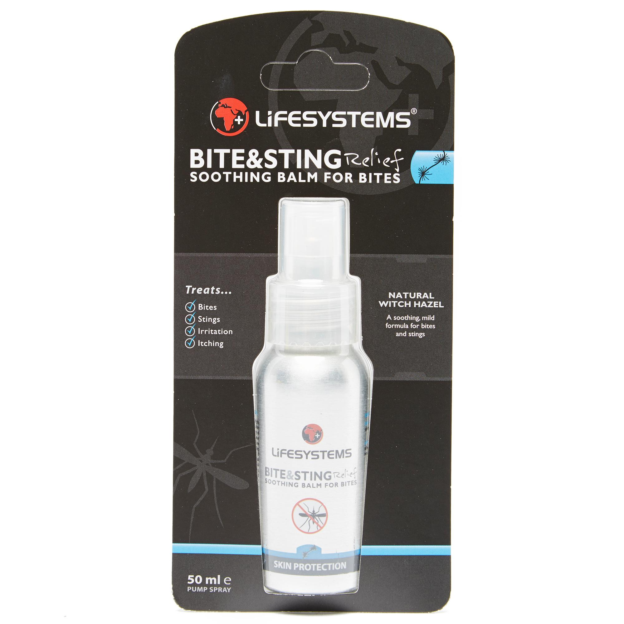 Lifesystems Bite & Sting Relief Spray, Assorted